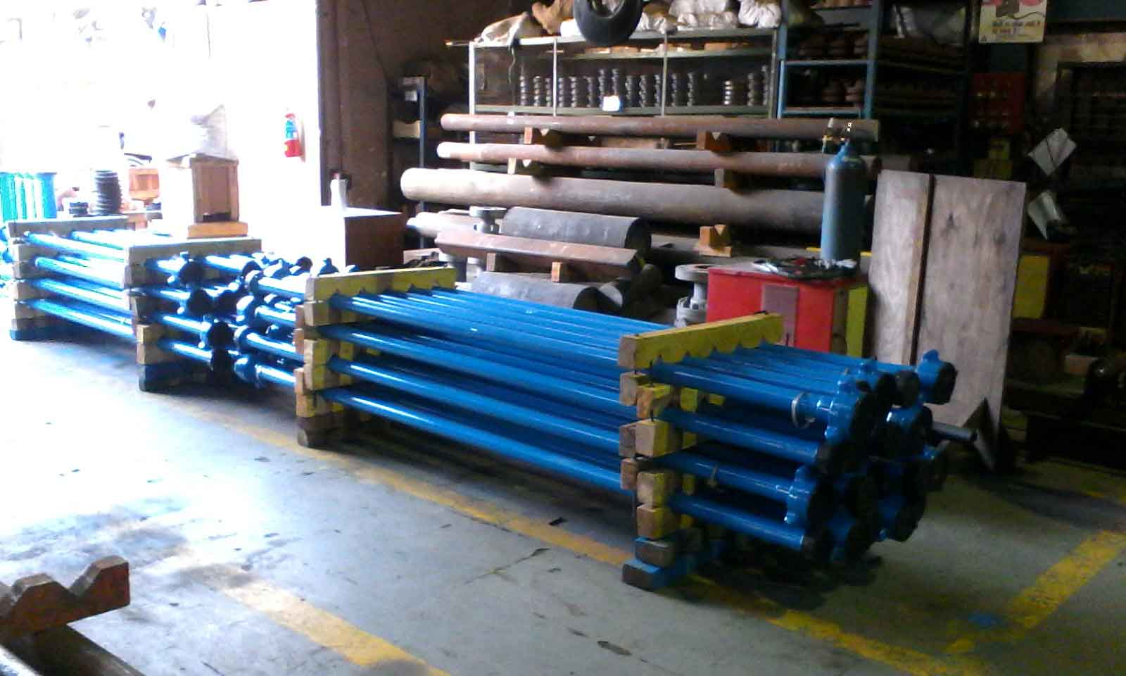 High Pressure Flow Iron : Flow line products
